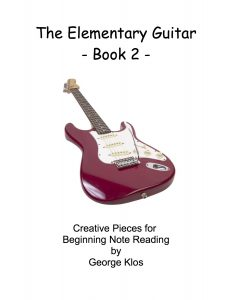 Elementary Guitar Book 2 Cover
