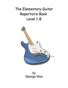 Elementary Guitar Rep 1-B Cover (2017)
